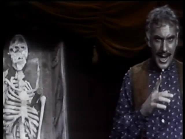 Dracula vs. Frankenstein 1