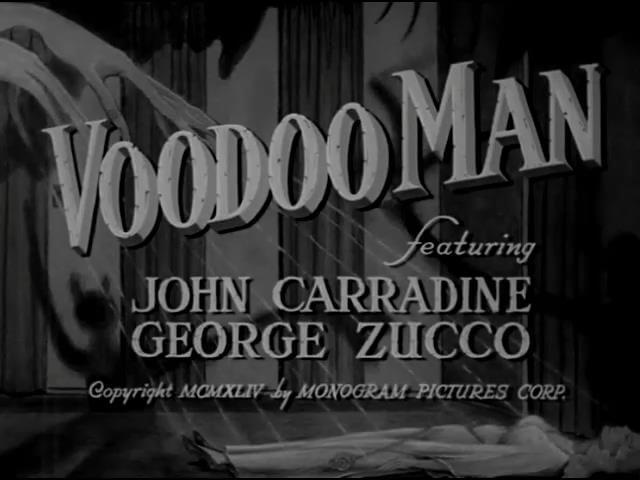 Voodoo Man