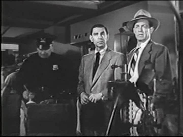 Dragnet 02 – The Big Actor 5