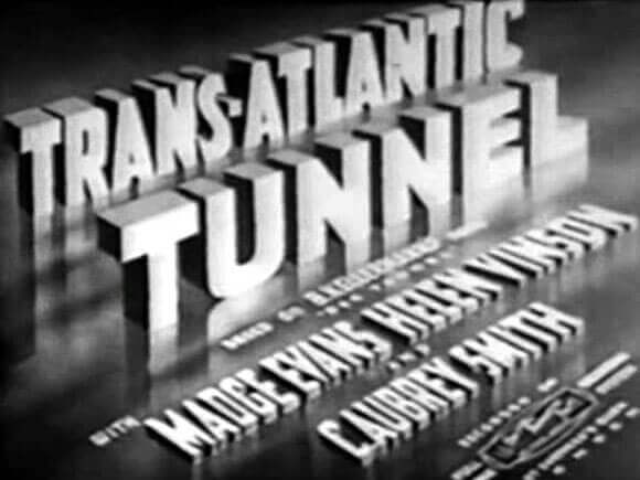Transatlantic Tunnel