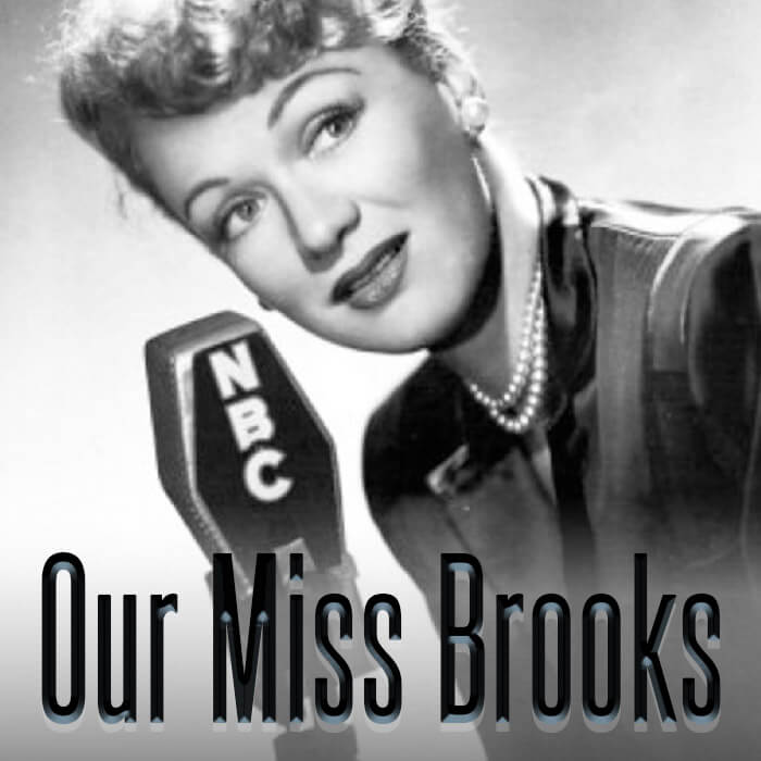 Our Miss Brooks Radio Show Streaming Online